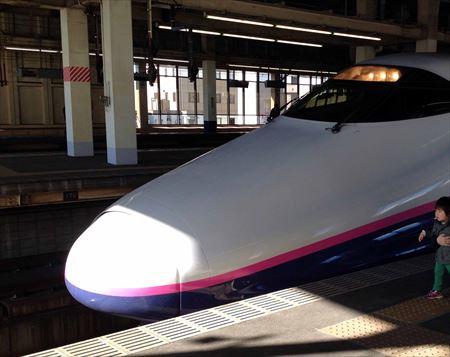 新幹線 やまびこ