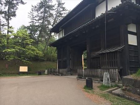 弘前公園と弘前城1