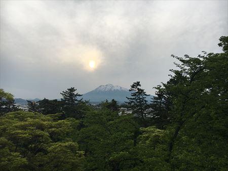 弘前公園と弘前城5
