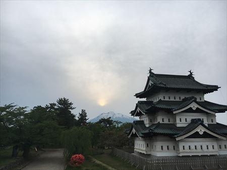 弘前公園と弘前城6