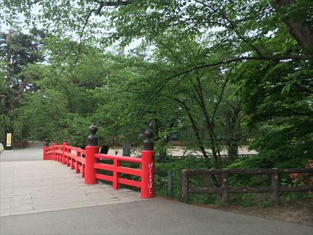 弘前公園と弘前城7